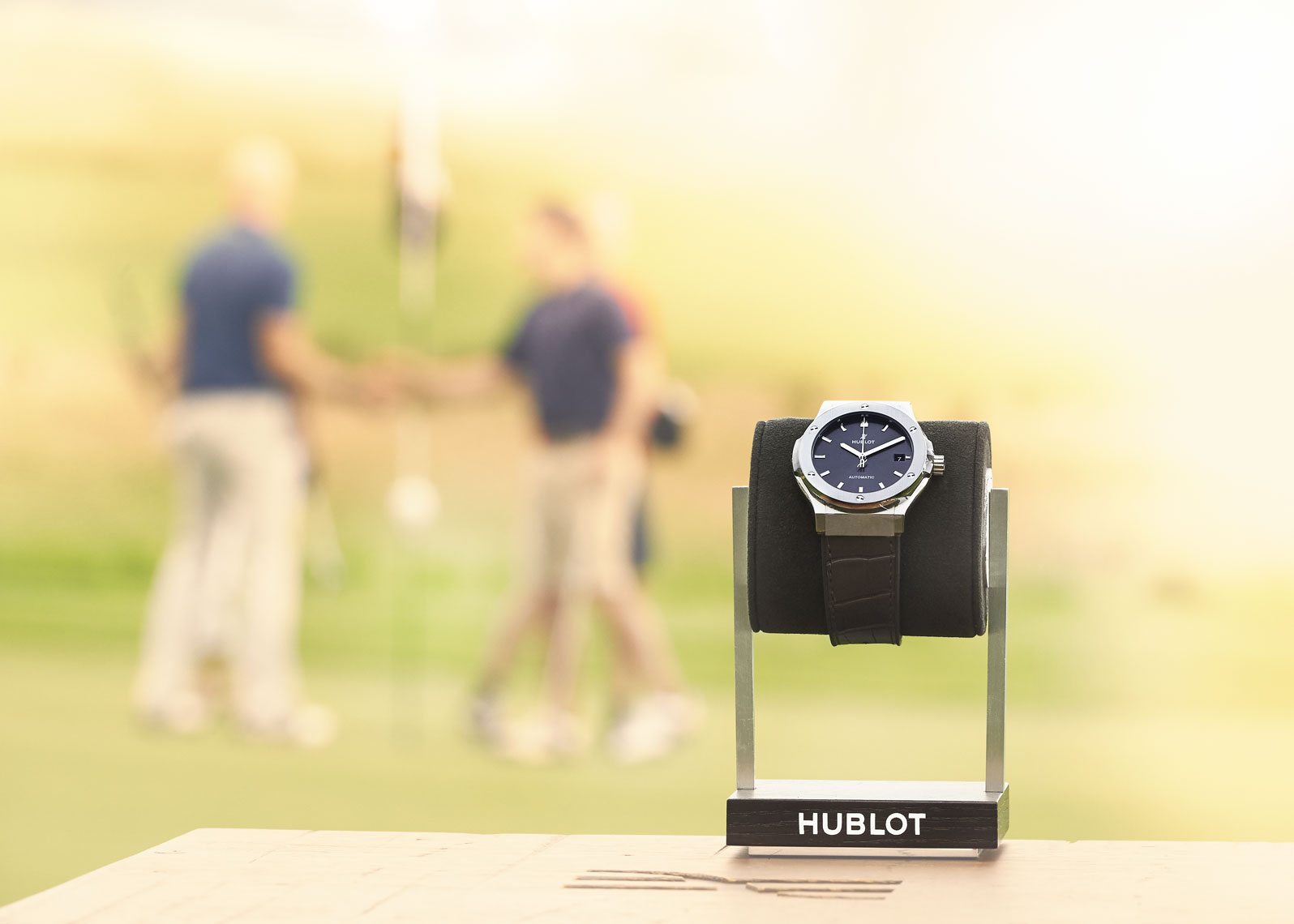 Corporate photography Hublot Golf Cup