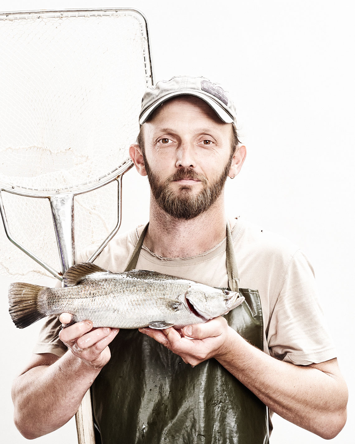 Paul Wreford, Fish Farmer